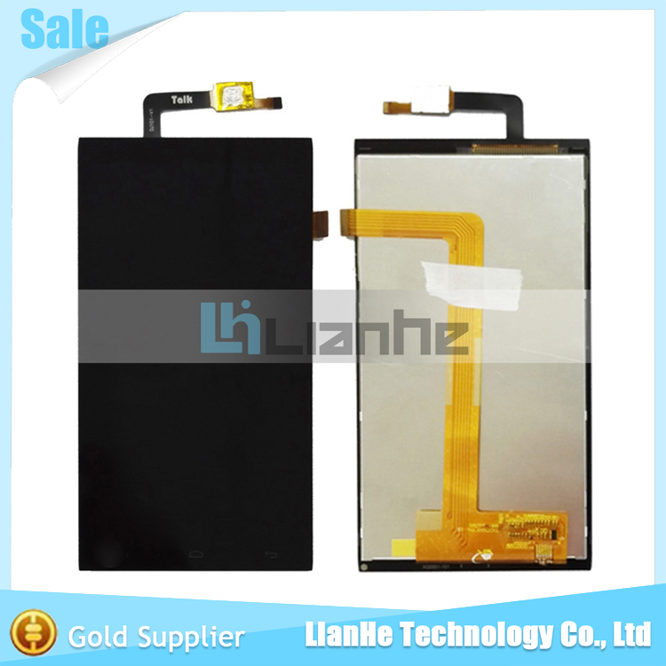 Black LCD TP For Micromax AQ5001 Canvas Juice 2 LCD Display with Touch Screen Digitizer Smartphone