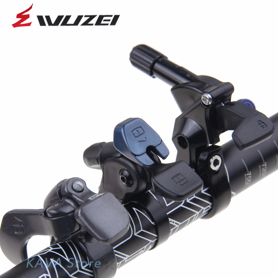 SR SUNTOUR Bicycle Lock Lever Oil Spring Front Fork Remote Controler For Mountain Road Bike