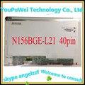 15.6 ''lcd de matriz para lenovo y570 g500 g505 g510 e525 E530 Z565 Z570 Z570A V570 laptop reemplazo de la pantalla 1366*768 40pin