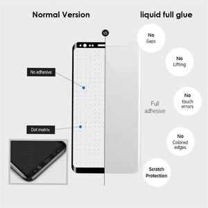 Image 5 - UV Keo Dán Bảo Vệ Màn Hình Trong Cho Huawei Mate 40 30 Plus P30 P40 Pro Kính Cường Lực UV Liquid Cho Samsung Note 20 Cực S20 Plus S10