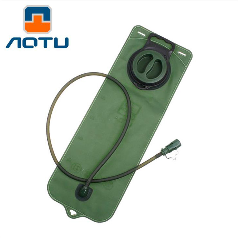 Aotu AT6606 3L Water Bag No Leaking Big Filling Nozzle for
