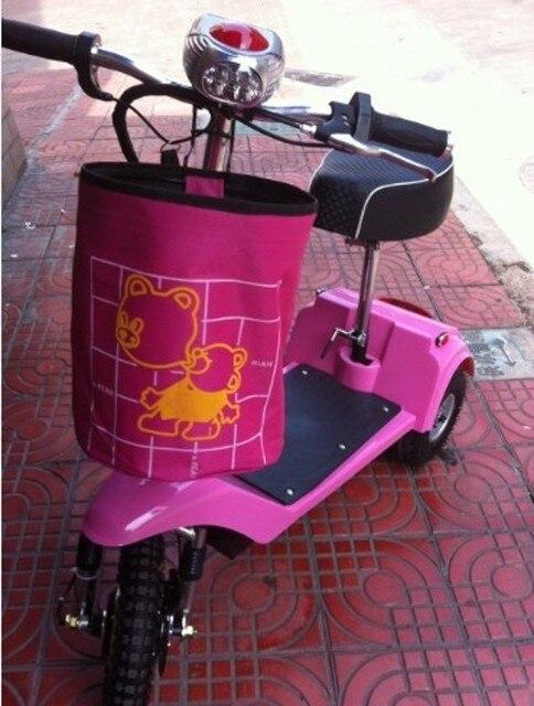 Us 6750 Elettrico Pieghevole Triciclo Bicicletta Vecchia Auto Veicoli Elettrici A Batteria Piccolo Disabili Scooter In Elettrico Pieghevole
