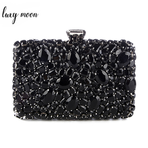 Crystal Evening Bag Beaded Day