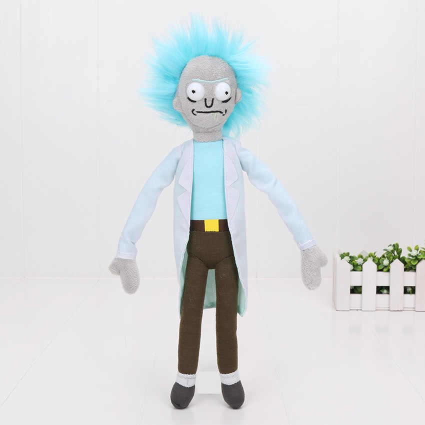 17-30 センチメートルリックと Morty ぬいぐるみハッピー悲しい泡状 Meeseeks ぬいぐるみぬいぐるみ人形氏 Poopybutthole 氏 meeseeks ぬいぐるみ