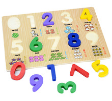 Wooden Educational Toy for Toddlers