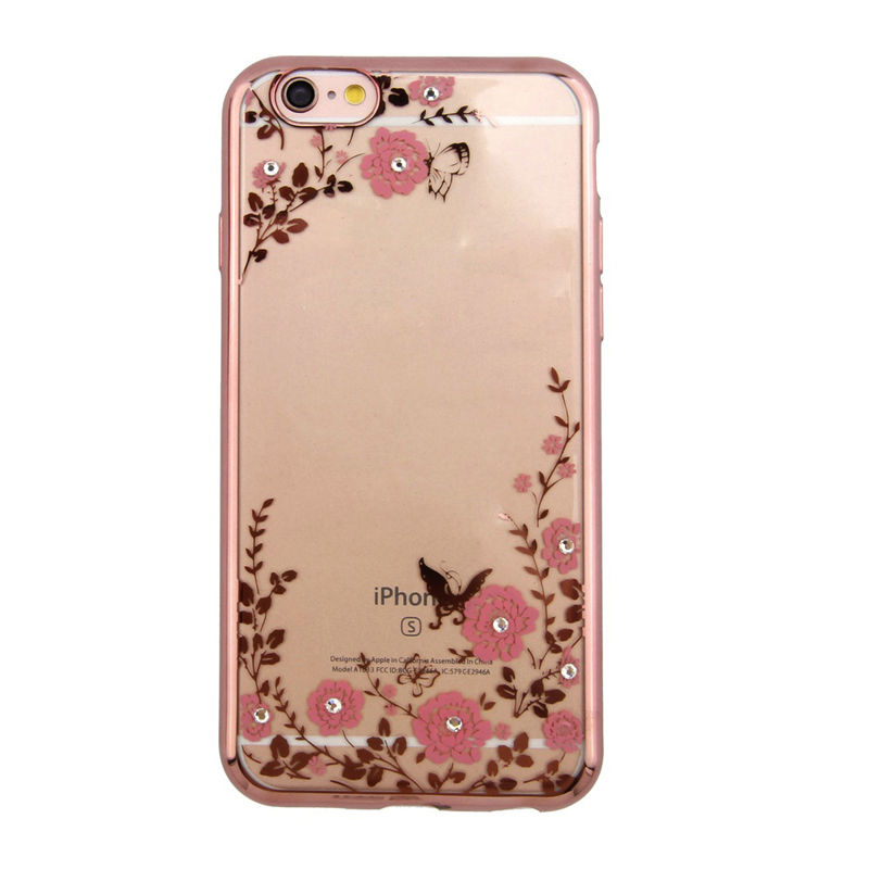 Cute Brand TPU Mobile Phone Cases for iphone 5 5S SE 6 6S 6plus 6s plus Case Cover Slim Soft Clear Back Cell Phone Coque Shell