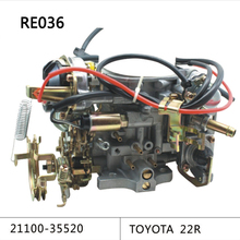 Carburetor forTOYOTA 22R 21100-35520  Carb