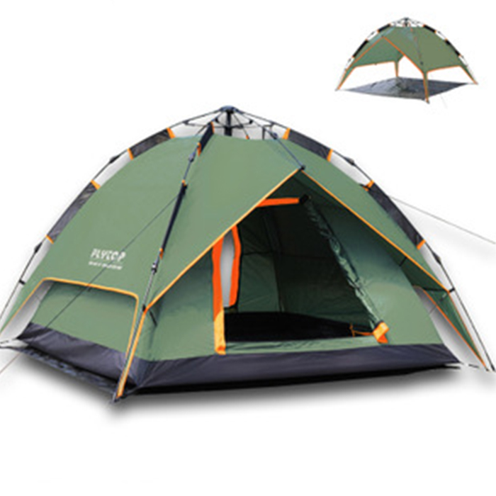 Hiking Tent Waterproof Automatic Outdoor Tent Camouflage