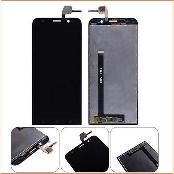 100 New Genuine LCD Display and Touch Screen Digitizer Assembly For Asus zenfone 2 Zenfone ZE551ML