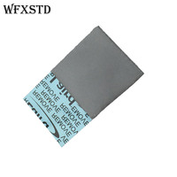 100 Flex720 0 5mm Silicon Thermal Pad USA LAIRD Notebook Graphics Memory Beiqiao Thermal Silica Thermal