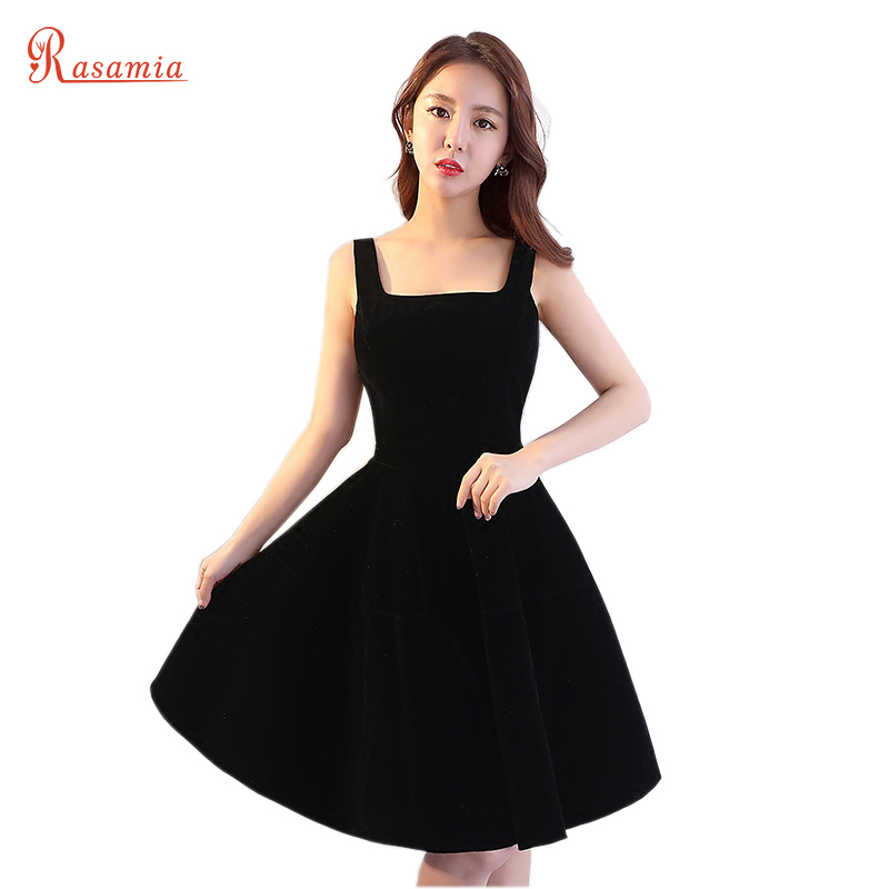 Prom Formal Gown Black Women Summer Dresses Party Club