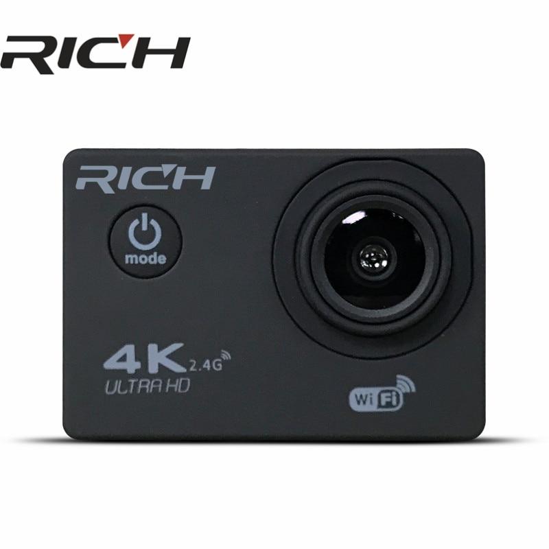 5pcs/lot SJ7000R New Action Camera Wifi 1920X1080P 30Fps 14Mp 2.0Lcd 170D Helmet Underwater Go Waterproof Pro Camera