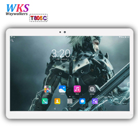 Free Shipping 10 Inch Tablet PC Octa Core Android 7 0 RAM 4GB ROM 64GB Dual