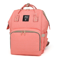 Fashion Upgrate Diaper Bag Mummy Maternity Nappy Bag Multifunction Mother Backpack Large Capacity Baby Travel Baby