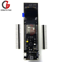 TTGO Wireless WiFi Bluetooth Battery ESP32 0 96 0 96 Inch OLED Display Development Board Tool