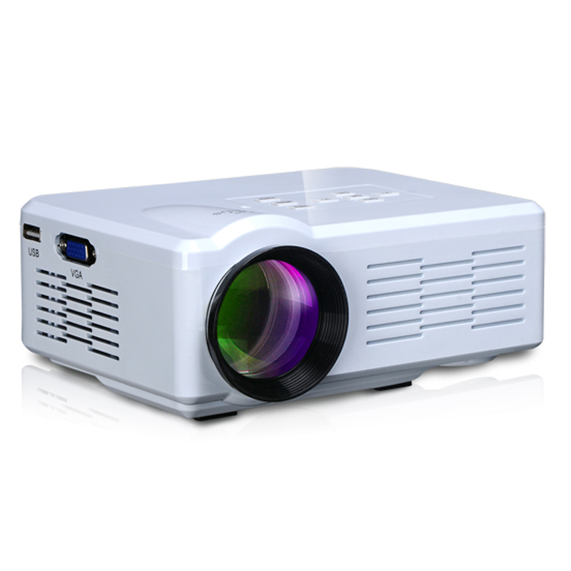 Buy cheaper 1000lumens hd tv home cinema for Best small hd projector