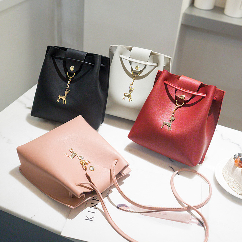 Bag Crossbody Bags For Clutch Bag Hand Sling Solid Deer Cover Crossbody Shoulder Phone Coin Bolsos Mujer