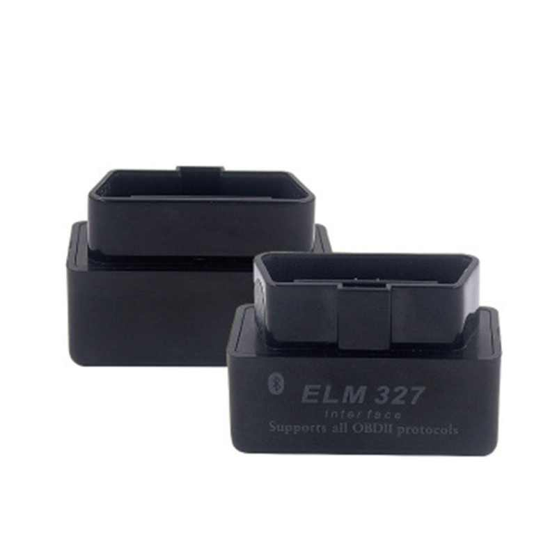 Bluetooth ELM 327 PIC18F25K80 Version 1.5 OBD2/OBDII voiture Code Scanner automobile Scan OX