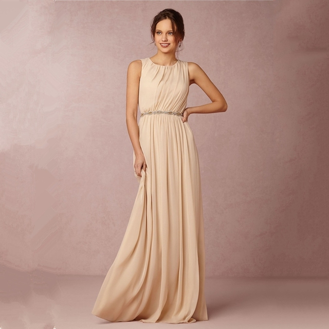 Champagne Wedding Dresses for Guest
