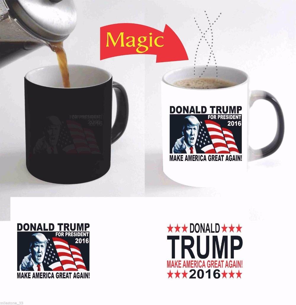 HTB1eQyFPXXXXXXDaFXXq6xXFXXXG - Donald Trump Color Change Magic Mug