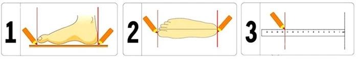 Пикантные высокие сапоги jialuowei на высоком каблуке 7 дюймов