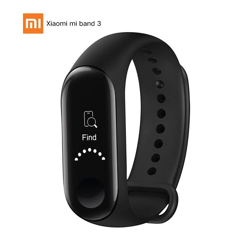 Xiaomi Mi Band 3 50M Waterproof Bluetooth 4.2 PPG Heart Rate Monitor Sonsor 0.78 inch OLED Screen Fitness Tracker Smart Bracelet цены