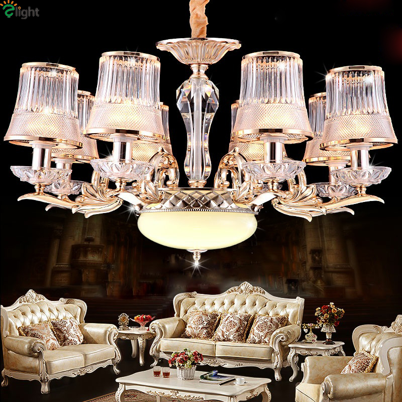 Europe Lustre Crystal Led Pendant Chandeliers Lamp Luminaria Living Room Led Chandelier Lighting Dining Hanging Lights Fixtures утюг philips gc 1026
