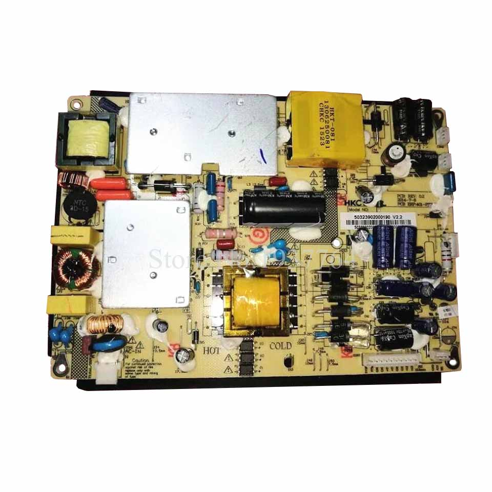 Power Supply board HKL-390201 PCB ERP:401-2E201-D4110 board Tested Working good working original used for power supply board led50r6680au kip l150e08c2 35018928 34011135