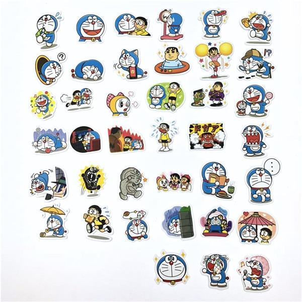 1 пакет, милые Мультяшные декоративные наклейки в Корейском стиле, клейкие наклейки, скрапбукинг, сделай сам, декоративные наклейки для дневника - Цвет: 8