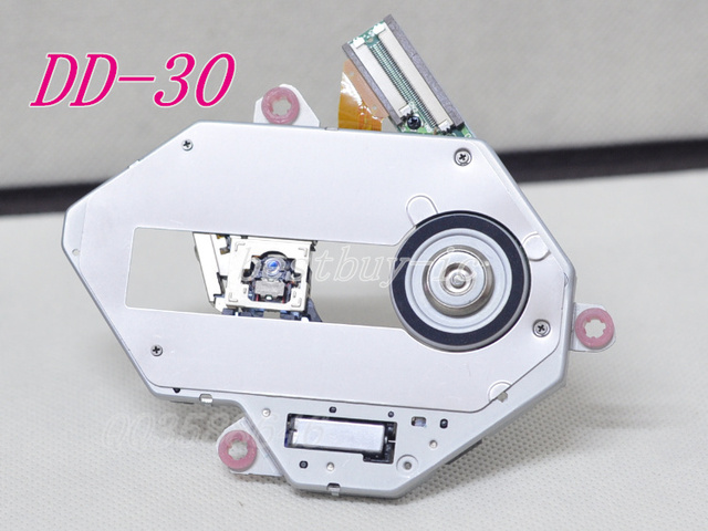 Free shipping DD30 DD-30 Optical pickup with mechanism DD30 for Car audio system laser head