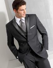 (Jacket + Pants+Vest)New Fashion 2016 Men Suit Slim Fit Wedding Suits Men Ternos Costume Mariage Homme Mens Suit Vestidos Blazer