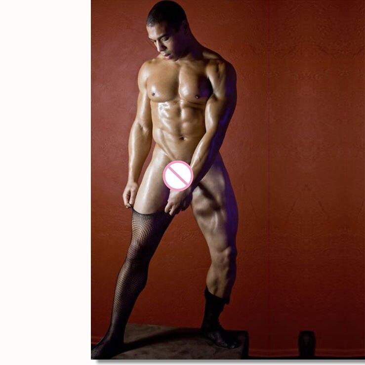 2017 Men Sexy Nylon Gay Socks Cored Wire Men Socks Hot Men 's Sexy Mesh Fashion Stockings Men
