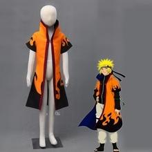 Naruto Shippuuden Uzumaki Naruto Cosplay
