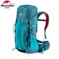 Naturehike 55L 65L рюкзак профессиональный походный мешок с системой подвески NH16Y065-Q