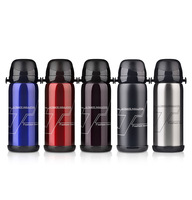 Double Wall Stainless Steel Vacuum Flask 800ml Large Capacity Outdoor Sport Travel Thermos Cycling Insulated Water Bottle