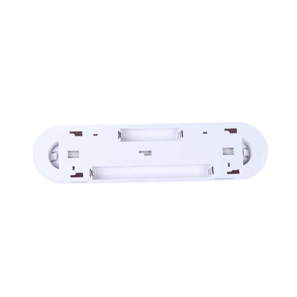 Lumiparty DIY Беспроводной инфракрасный датчик, который крепится в любом месте, 4-светодиодный сенсорный кран лампа-кнопка сенсорный Сенсор ночник