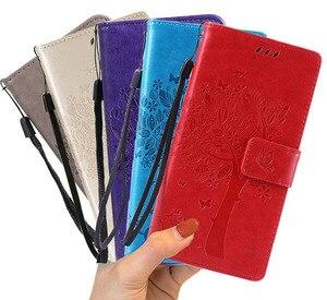 Luxury Retro Leather Cover For ZTE Zmax Pro Z981 Axon 7 Book Flip Case For ZTE Blade V8 V7 lite Z Max Z982 Case TPU Full Housing(China)