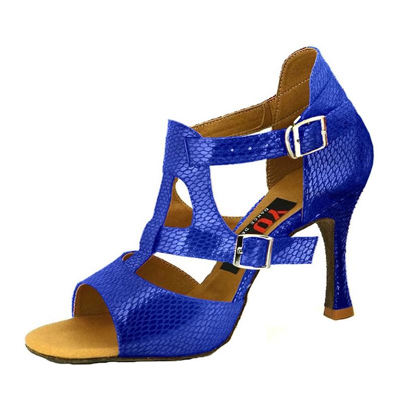 Zapatos YOVE Style w122-32 Zapatos de baile Bachata / Salsa Zapatos - Zapatillas - foto 3