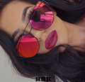Cateye gafas de Sol de Las Mujeres O Los Hombres 2016 de La Venta Caliente Celebrity Mujeres de la Marca de Lujo gafas de Sol de Conducción Gafas de Sol Luneta Femme Sunglases