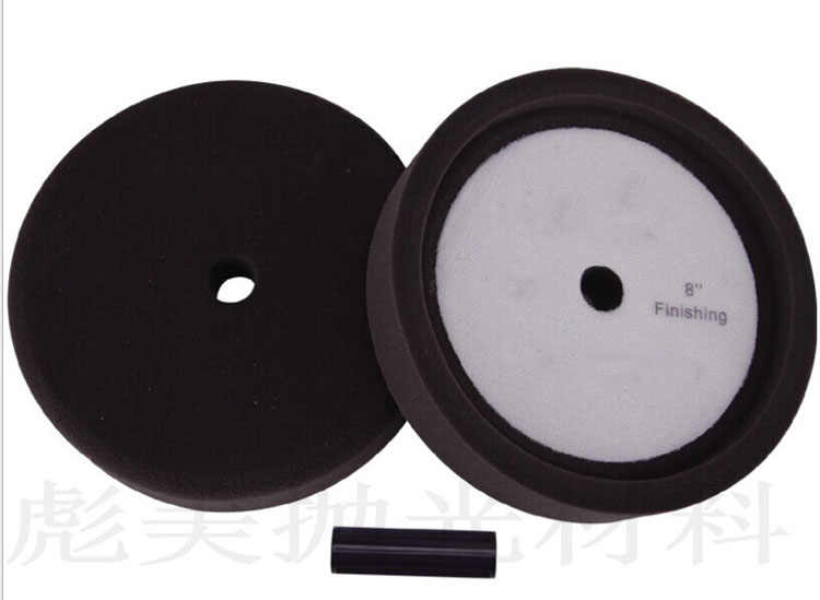"8.5"" Concavehigh quanlity car Buffing Pad & finishing foam Pad (AMERICAN material as MEGUIAR'S W0297 )"