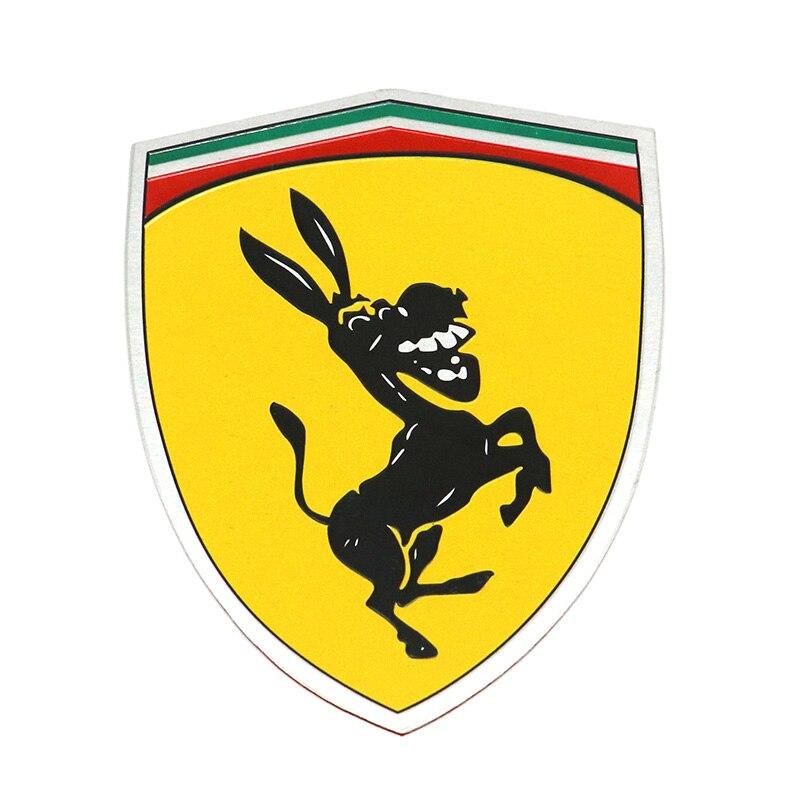 car styling donkey logo