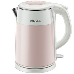 Bear Household Kettle Insulation Electric Kettle 304 Stainless Steel Automatic Power Off