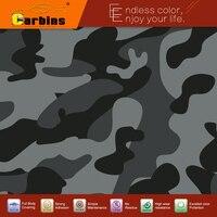 Graffiti Sticker Camouflage Design Black White Orange Blue Pattern Custom Size For Boat Ruck Buss Cars