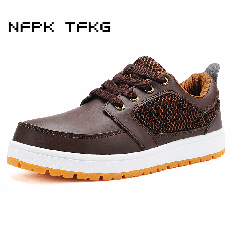 new arrive mens breathable mesh steel toe caps work safety shoes flats plate platform genuine leather tooling ankle boots lace plus size men breathable dress shoe steel toe caps work safety summer shoes womens plate sole outdoors tooling low boots leather