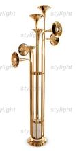 botti floor lamp living room hotel lamp sitting room Trumpet Shape floor lighting nordic design novelty light