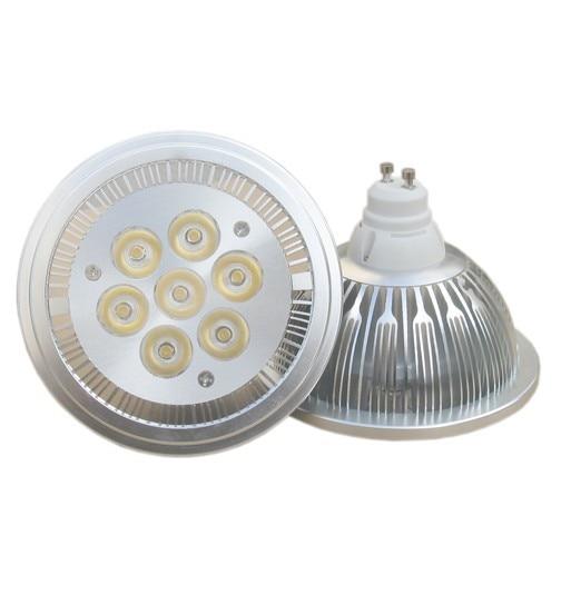 LED G53 GU10 E27 14W QR111 AR111 led işıqfor 1120lm = 100W halogen - LED işıqlandırma - Fotoqrafiya 3