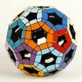 Verypuzzles V4 Futebol Oco Velocidade Magic Cube Puzzle Cubos Brinquedos Educativos para Crianças dos miúdos