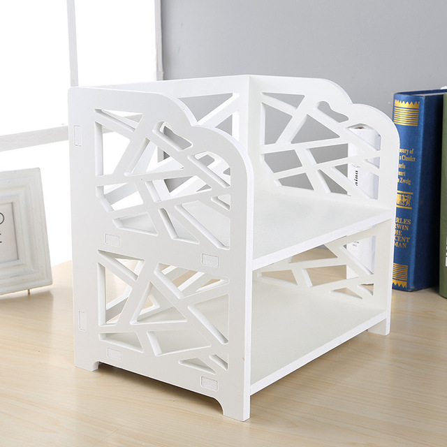 Stay Gold Multi Layer Rack Storage Table Top Tabletop Type Bathroom Support Make