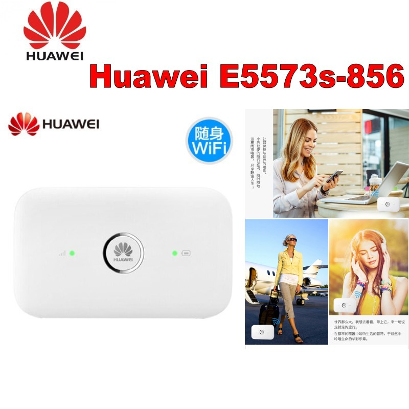 Original Desbloqueado Huawei E5573 4 E5573S-856 Dongle