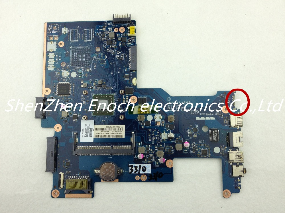For HP Pavilion 15-G Laptop motherboard Integrated 764264-501 ZSO51 LA-A996P AM6210 NO VGAstock No.999 zso стандарт